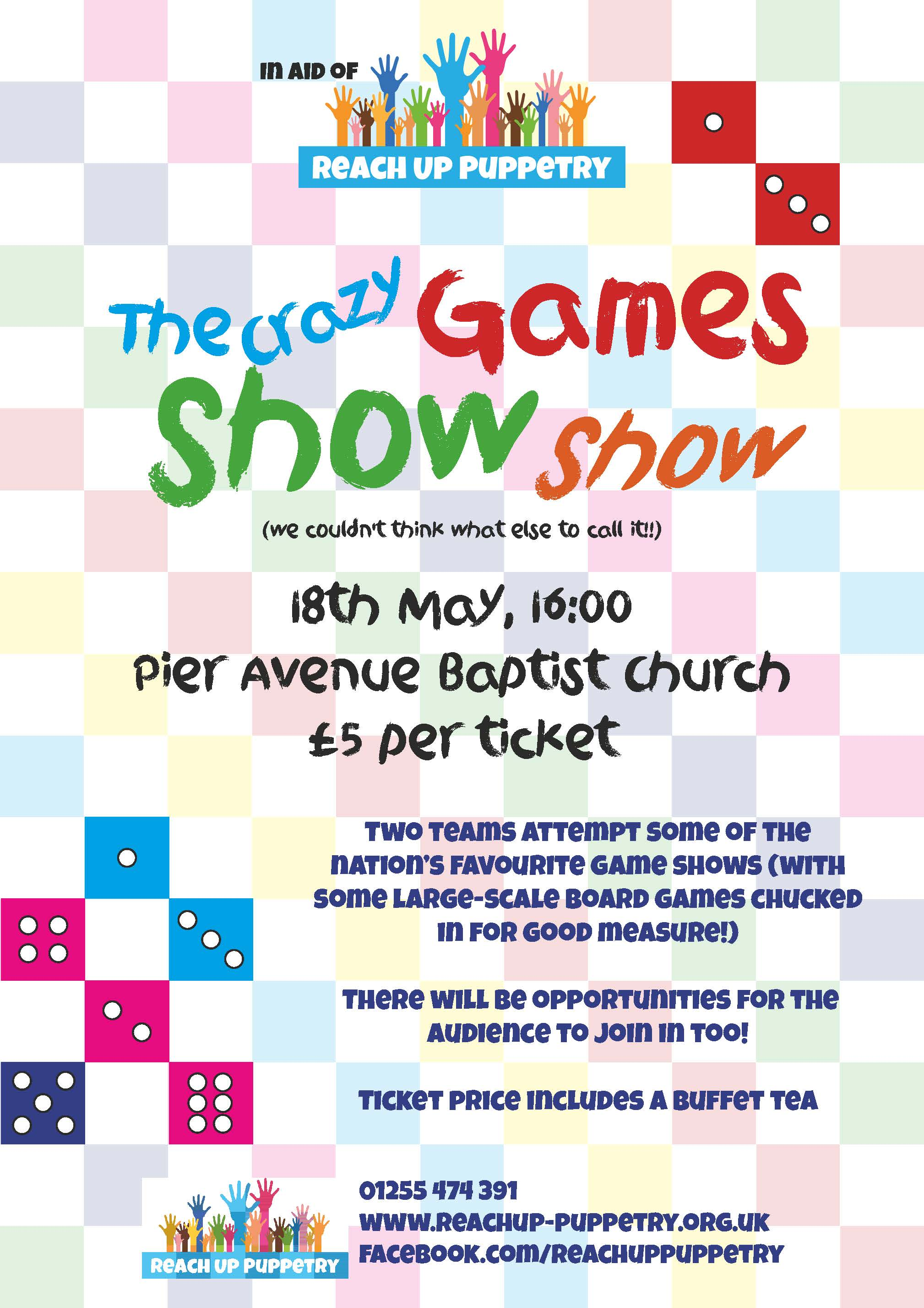 Games Show Poster